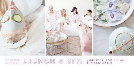 Endless Summer Brunch & Spa tickets