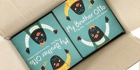 MY BROTHER OTTO Children's Book Event at Salt and Honey Market SLC tickets