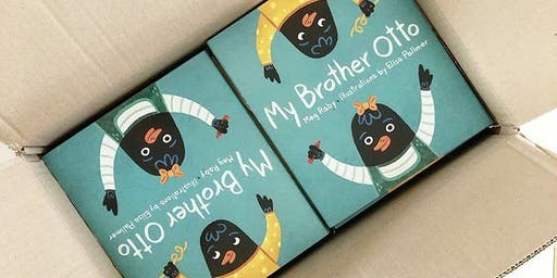 MY BROTHER OTTO Children's Book Event at Salt and Honey Market SLC