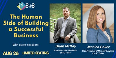 8@8: The Human Side of Building a Successful Business