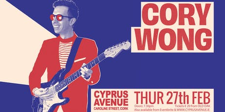 Cory Wong  (of Vulfpeck) tickets