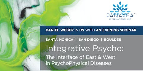 Integrative Psyche: The Interface of East & West in PsychoPhysical Diseases tickets