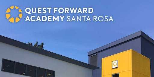 Quest Forward Academy Open House - May 14, 2019