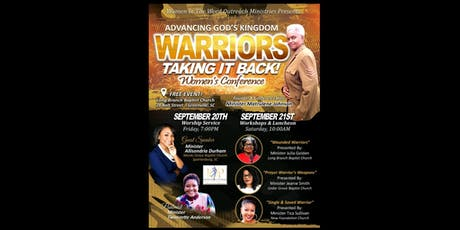 Advancing God's Kingdom tickets
