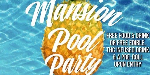 Hampton's Mansion Pool Party w/ Twerk Contest & Bikini Contest