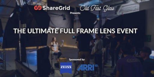 The Ultimate Full Frame Lens Event