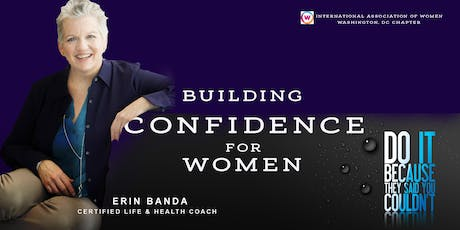 Building Confidence for Women tickets