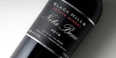 Barrique X Black Hills Wine Dinner tickets
