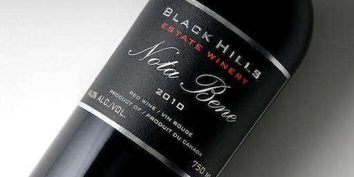 Barrique X Black Hills Wine Dinner
