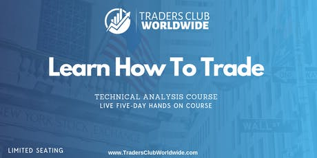 Five-Day Technical Analysis Course tickets