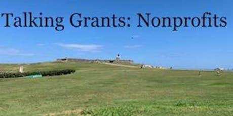 Talking Grants: Grant Writing for Churches & Faith Based