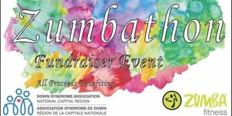 Zumbathon for Down Syndrome tickets