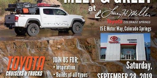 Toyota Adventure Meetup Fall 2019