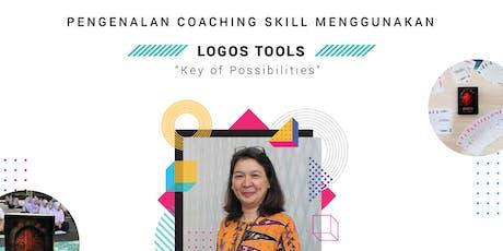 """Pengenalan Coaching Skill Menggunakan """"Logos Tools"""" tickets"""