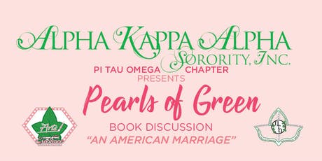 Pearls of Green Book Discussion - September 2019 tickets