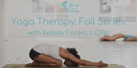Yoga Therapy: Fall Series tickets