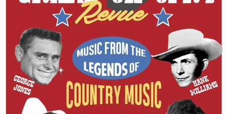 Hillbilly Idol's Grand OH Opry Country Legends Show tickets