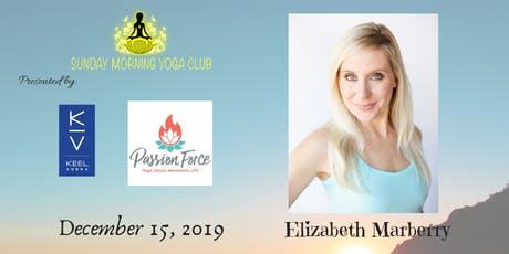 SMYC 12/15 at Passion Force!  Elizabeth Marberry is Teaching!  tickets