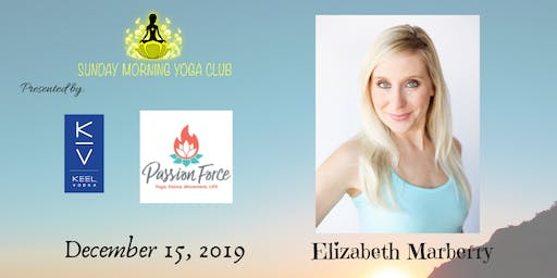 SMYC 12/15 at Passion Force!  Elizabeth Marberry is Teaching!