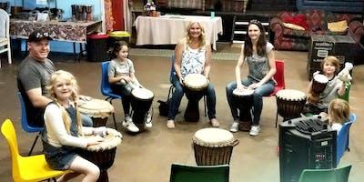 Drum Sing Dance! with Sandy Bigara