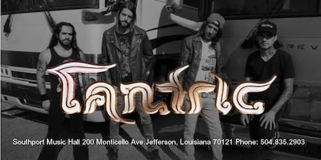 Tantric & Ventruss (Returns to NOLA) Southport Hall  Wednesday, Sept. 25th tickets
