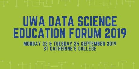 UWA Data Science Education Forum tickets