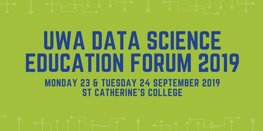 UWA Data Science Education Forum