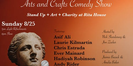 Arts & Crafts - August 25th  tickets