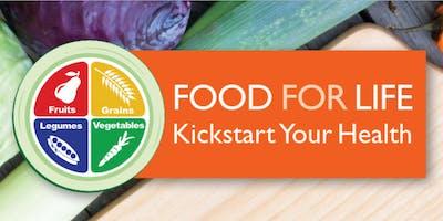 Plantspiration® presents: FREE Kickstart Your Health - Compliments of PCRM