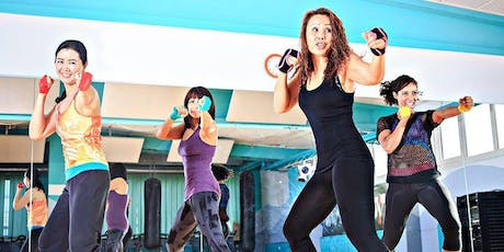 FREE Workout at VBP: Strong By Zumba (October 2019) tickets