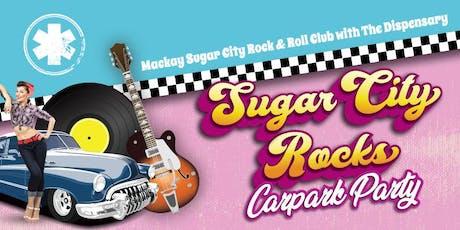 Sugar City Rocks - Carpark Party tickets