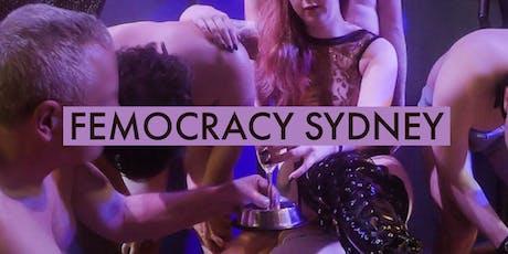 Femocracy Sydney - October Meeting tickets