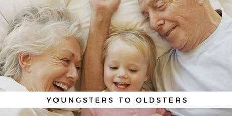 Youngsters to Oldsters tickets