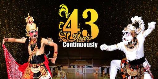 Ramayana Ballet Performance