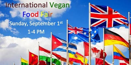 Vegan International Food Fair tickets