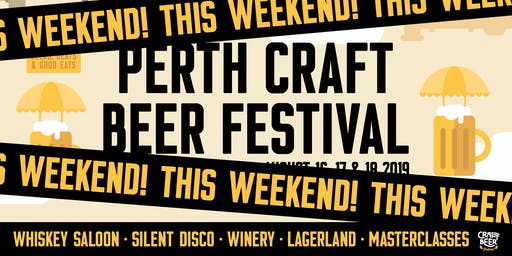 Perth Craft Beer Festival 2019