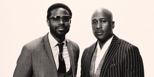The Midnight Hour  (Ali Shaheed Muhammad & Adrian Younge) Live!