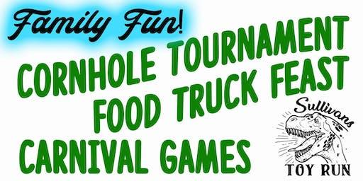 Cornhole  Carnival/ Food Truck Fest!