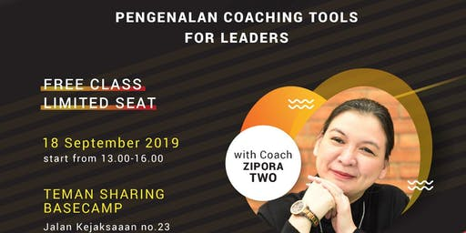 Pengenalan Coaching Tools for Leaders