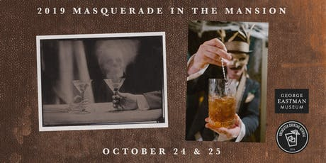 Masquerade in the Mansion 2019 tickets