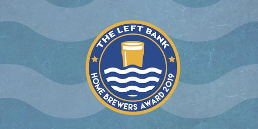The Left Bank Home Brewers Awards Night 2019