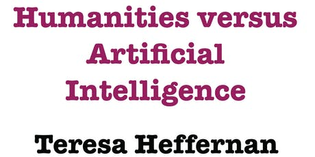 Teresa Heffernan, The Ethical Imagination: Humanities versus Artificial Intelligence (Ethics of AI in Context) tickets