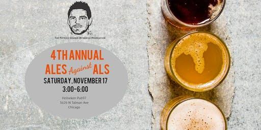 5th Annual PGMF Ales Against ALS