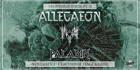 Allegaeon tickets