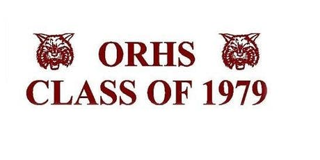 ORHS Class of 1979 40th Reunion - Friday night at Crafter's Brew tickets