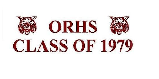 ORHS Class of 1979 40th Reunion - Friday night at Crafter's Brew