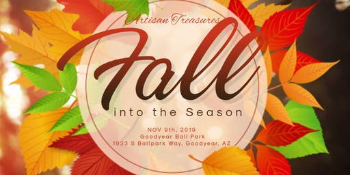 "Artisan Treasures ""Fall Into the Season"" Holiday Event"