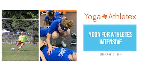 Yoga for Athletes Intensive tickets