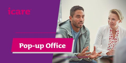 15 October 2019 - icare Pop Up Office - Bathurst