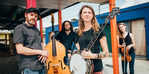 VOMA Bluegrass Presents: The Gina Furtado Project w/ special guests Les Hunter Band